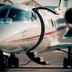 Заказать                                                           BOMBARDIER LEARJET 55                          для перелета на скачки